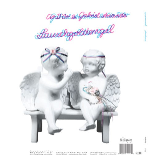 Coverdesign Lauschgoldengel