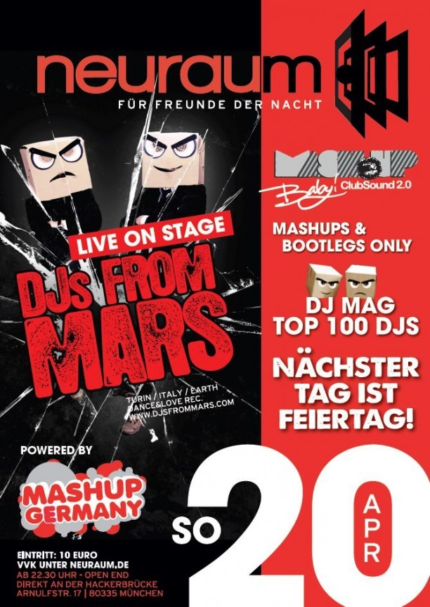 neuraum djs from mars